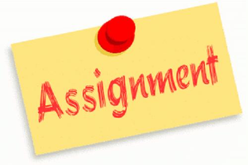 assignment logo - Dịch vụ tư vấn viết bài tiểu luận chuyên ngành